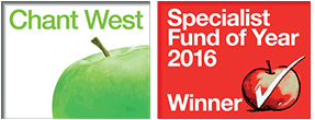 Logo of ChantWest Specialist Fund of the Year 2016